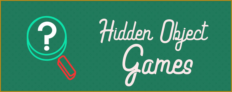 Hidden Object Games.